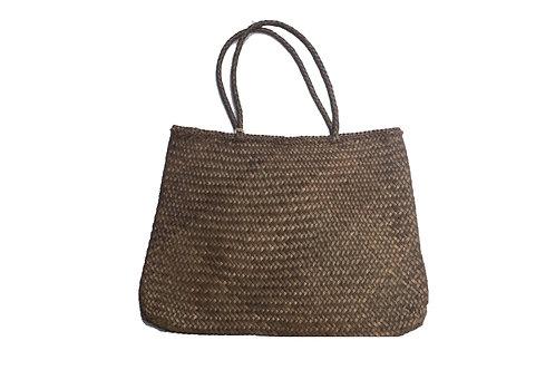 Sac tressé military Sophie large - Dragon bags Diffusion