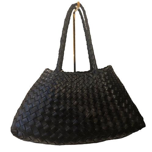 Sac Santa Croce big coloris noir- Dragon bags Diffusion