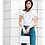 Thumbnail: Beaumonde mini sac blanc - Marie Martens