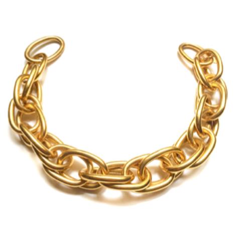 Choker Monceau - gold - Perrine Taverniti