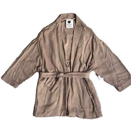 Kimono coloris nude - My Sayang
