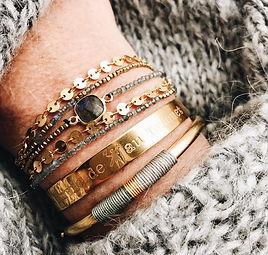 Bracelets, colliers Oyat Bijoux pour femme