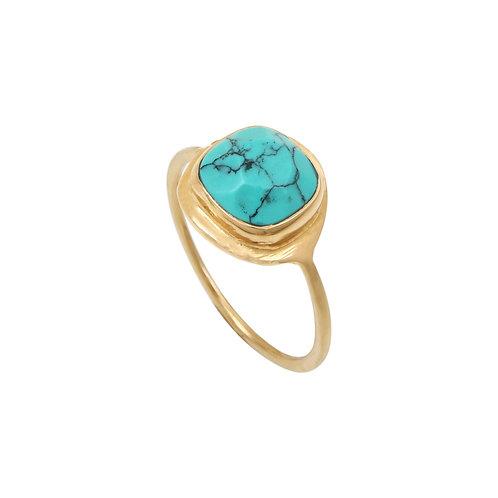Bague Nour Turquoise - Louise Hendricks