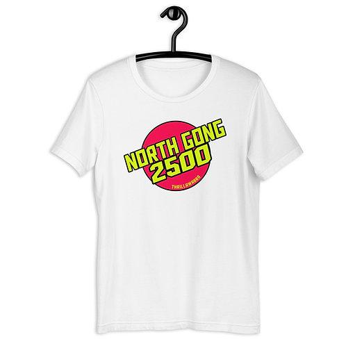 North Gong 2500 - Short-Sleeve Unisex T-Shirt