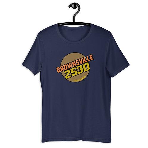 Brownsville 2530 - Short-Sleeve Unisex T-Shirt