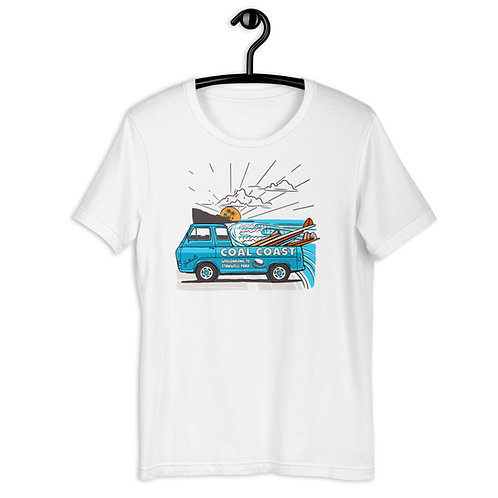 Crusing the Coal Coast - Short-Sleeve Unisex T-Shirt