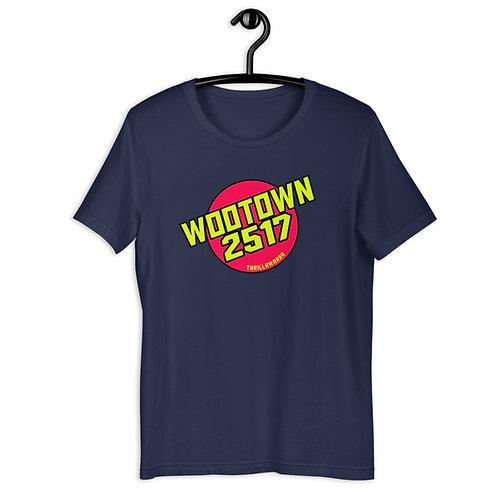 Wootown 2517 - Short-Sleeve Unisex T-Shirt