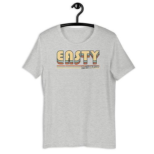 Easty retro stripe - Short-Sleeve Unisex T-Shirt