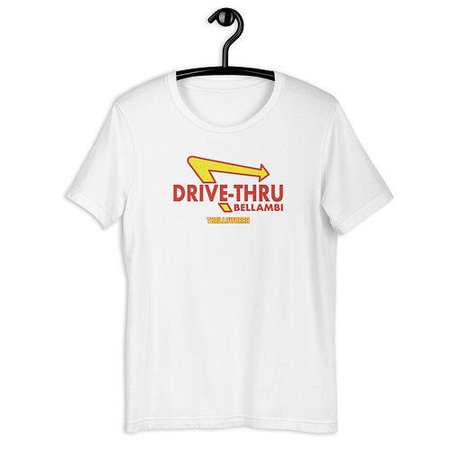 Bellambi Drive Thru - Thrillawarra Short-Sleeve Unisex T-Shirt