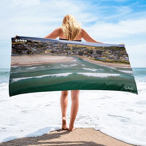 Gerroa beach towel