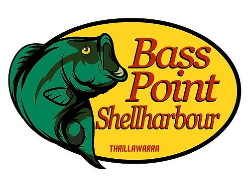 Bass Point Shellharbour sticker