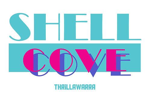 Shell Cove sticker