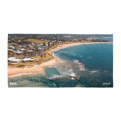 Bulli beach towel