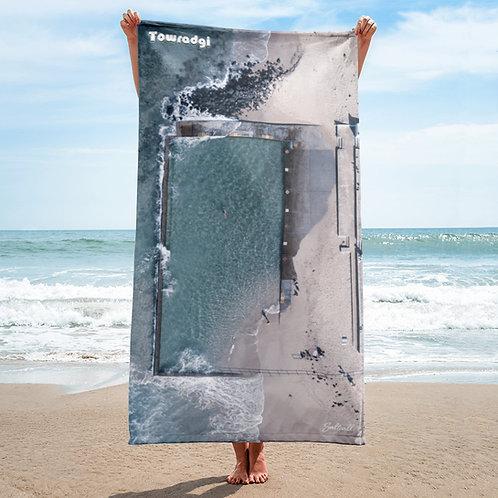 Towradgi Pool beach towel