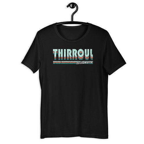 Thirroul retro stripe - Short-Sleeve Unisex T-Shirt
