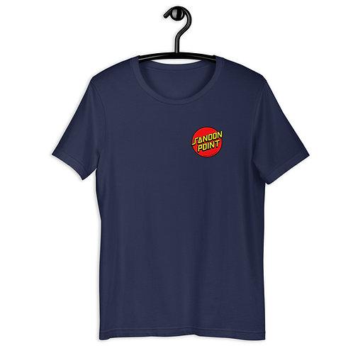 Sandon Point front & back logo tee - Short-Sleeve Unisex T-Shirt