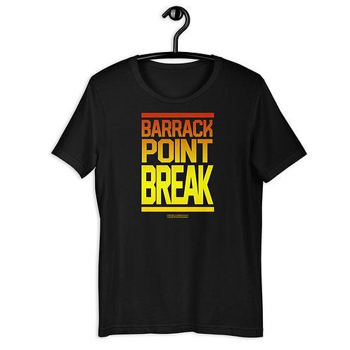 Barrack Point Break - Short-Sleeve Unisex T-Shirt