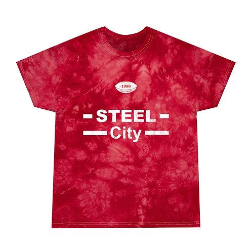 Steel City Tie-Dye Tee