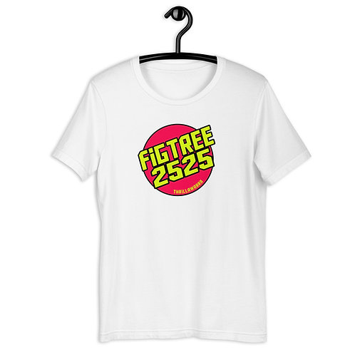 Figtree 2525 - Short-Sleeve Unisex T-Shirt