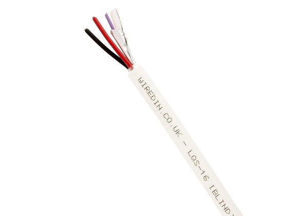 Blind Control Cable (16AWG) - For use with Lutron