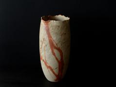 海音の花器   Vase Mine