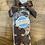Thumbnail: Aunt Sarah's Dark Chocolate Almond Bark