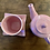 Thumbnail: Pink Newfoundland Tea Company Mug and Saucer Set
