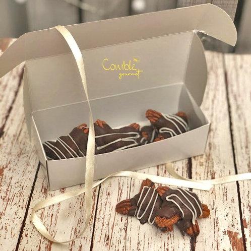 Tortugas de chocolate!