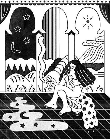 Ace of Wands, reversed