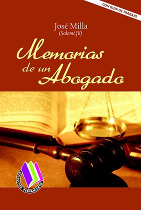 MEMORIAS DE UN ABOGADO