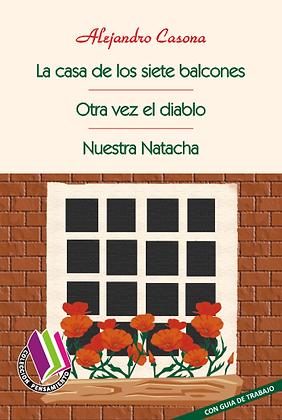 LA CASA DE LOS SIETE BALCONES - OTRA VEZ EL DIABLO - NUESTRA NATACHA
