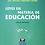 Thumbnail: Leyes en materia de Educación