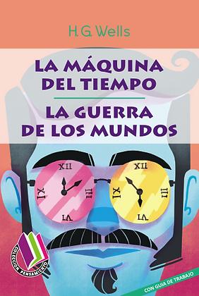 LA MÁQUINA DEL TIEMPO - LA GUERRA DE LOS MUNDOS