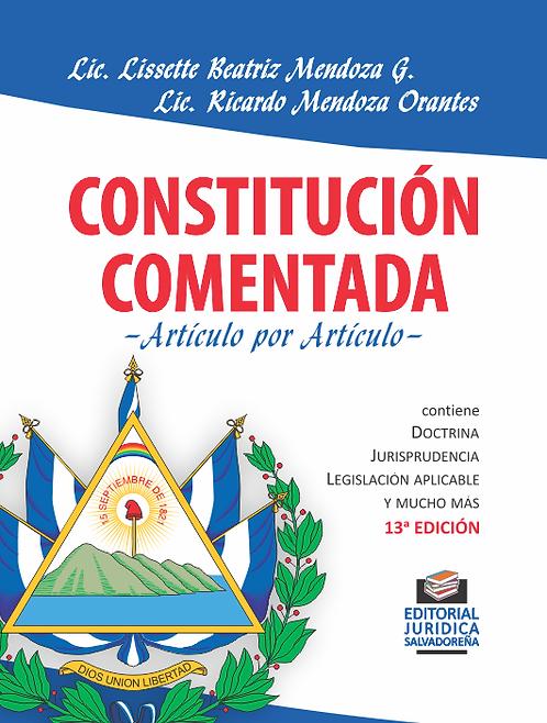 Constitución Comentada