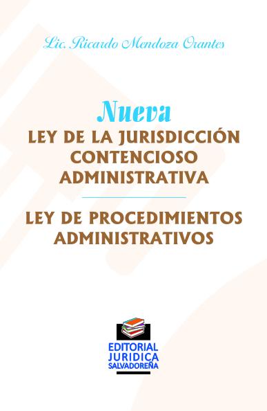 Ley de la Jurisdicción Contencioso Administrativa - LPA