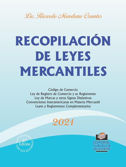 Recopilación de Leyes Mercantiles