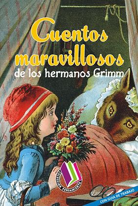 CUENTOS MARAVILLOSOS DE LOS HERMANOS GRIMM