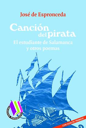 CANCIÓN DEL PIRATA - EL ESTUDIANTE DE SALAMANCA Y OTROS POEMAS