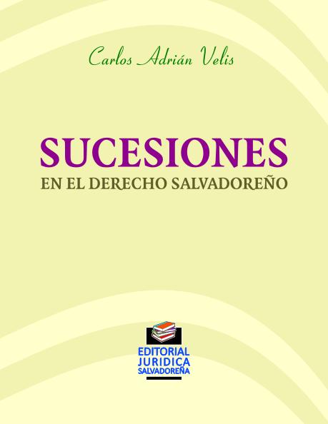 Sucesiones en el Derecho Salvadoreño