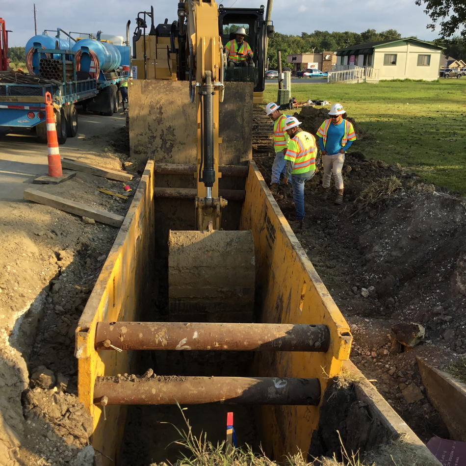 Trench and Excavation Certification
