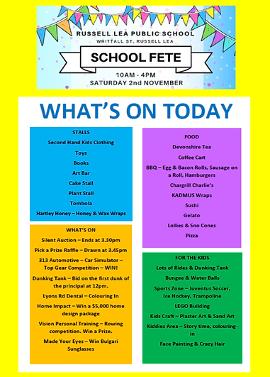 Whats On at the Fete.png