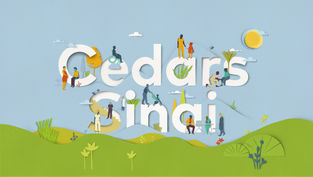 CEDARS-SINAI | Creating Space