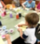 Kinder Village Intergenerational Crafts