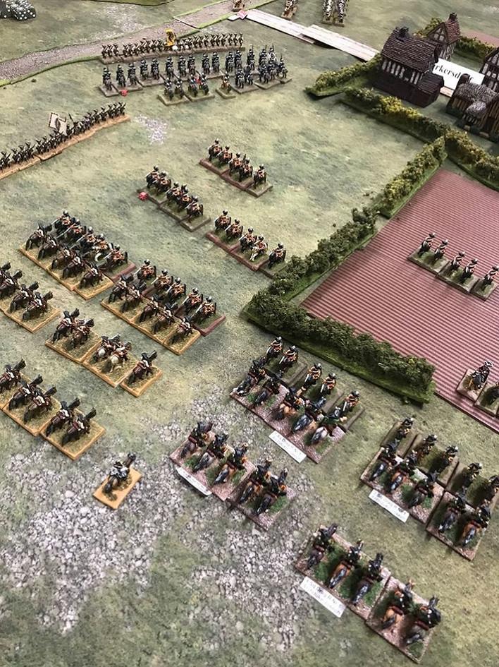 Hohenambs' cavalry
