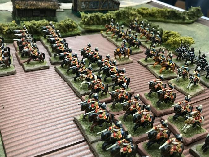 Kyau's cavalry