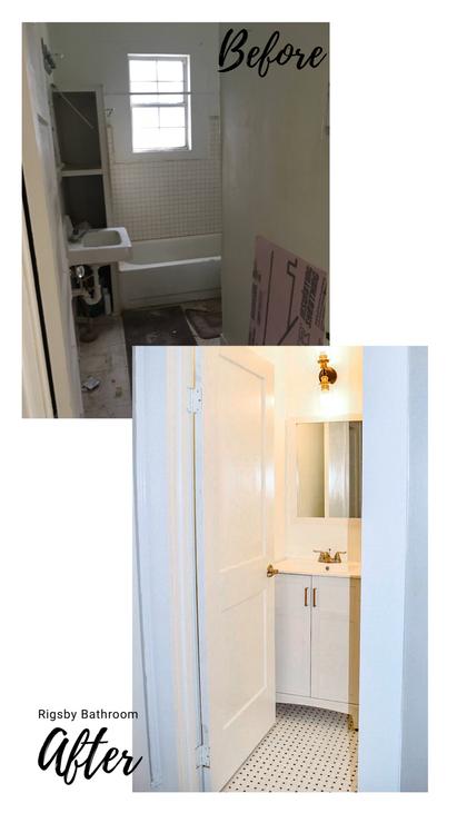 Bathroom - Rigsby