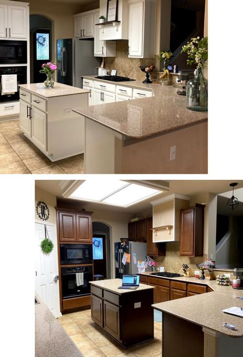 Kitchen Cabinets - LP