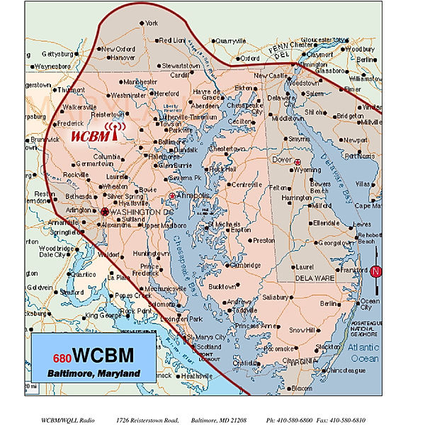 WCBM Overview Sheet with Map...New...Nov