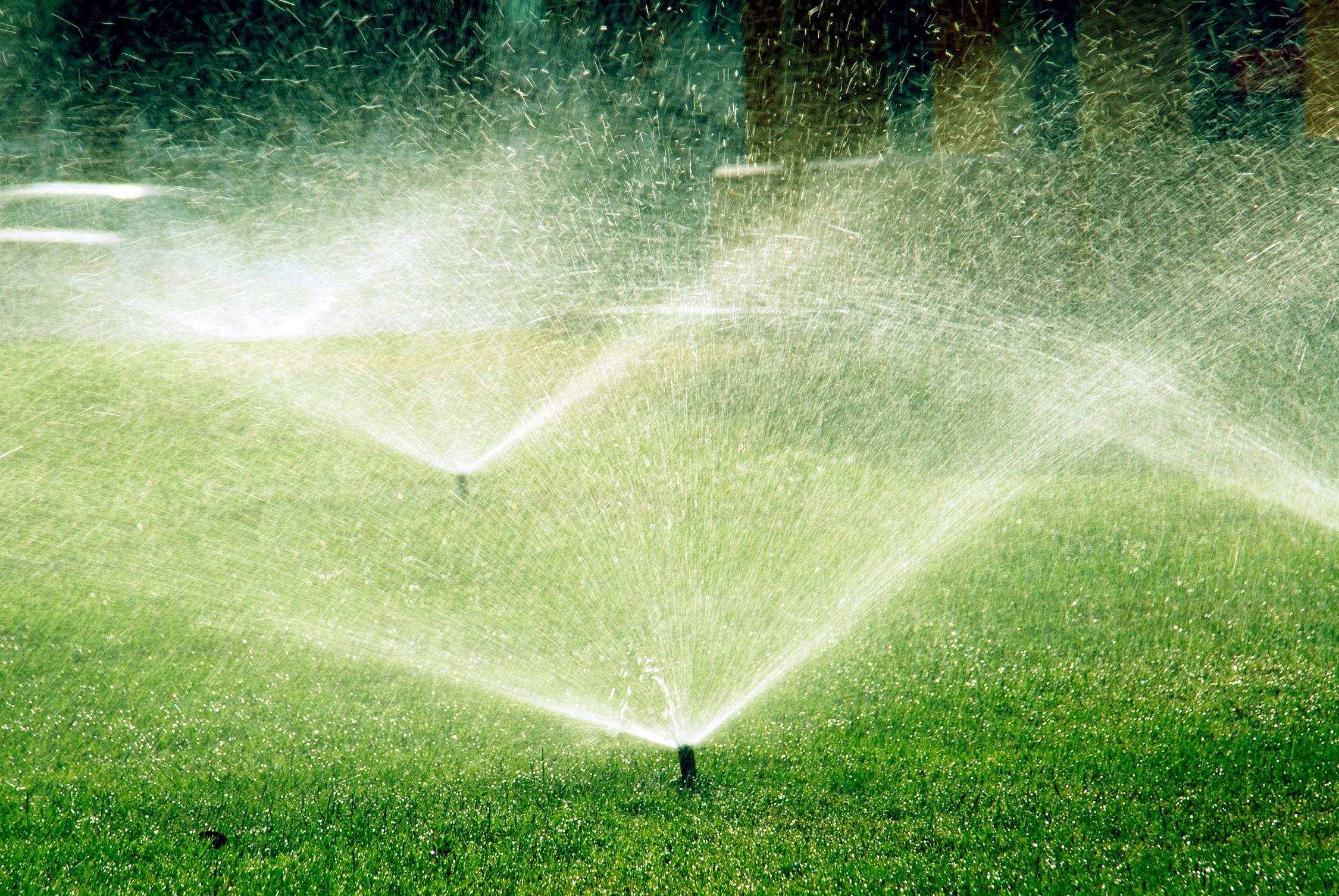 Pool, Irrigation, and Sprinkler Install