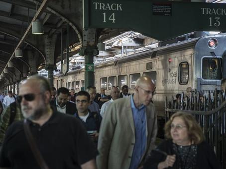 NJ Transit Riders Endure Worst November Delays in 15 Years